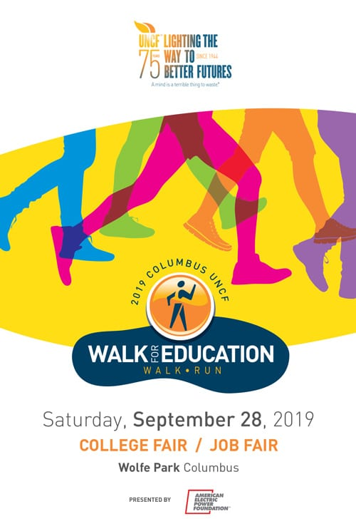 2019 Walk for Education – Columbus