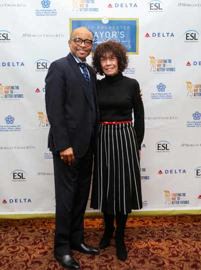 Maurice Jenkins and Nettie Washington-Douglass