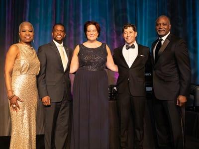 U.S. Bank with mayors