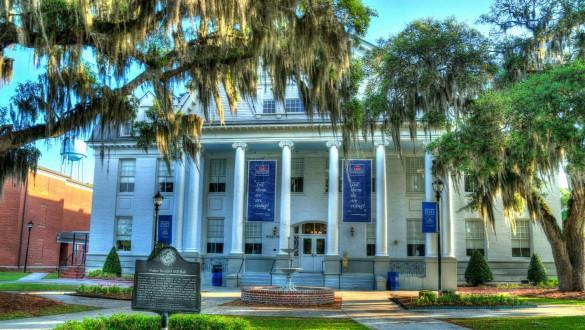 Building at Savannah State University