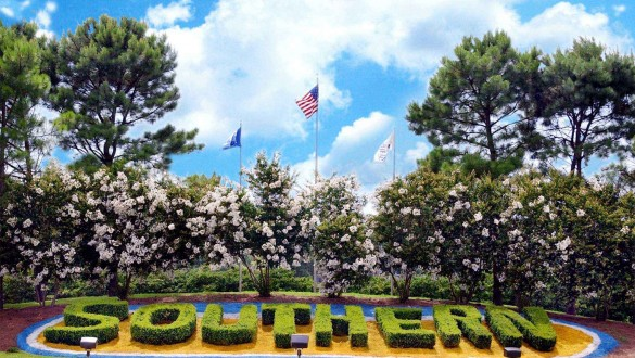 Southern University and AM College sign