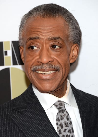 Rev. Al Sharpton, Voorhees College;  Fisk Univ.