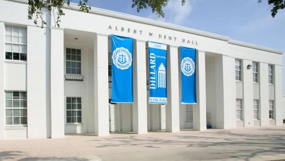 Building at Dillard University