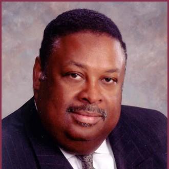 Headshot of Larry Earvin