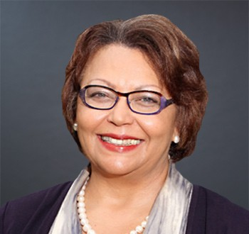 Headshot of Beverly Wade Hogan