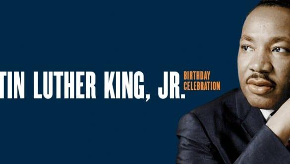 UNCF MLK Birthday Celebration banner image