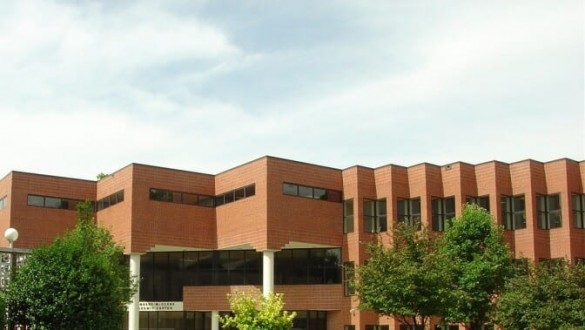 Building at Lane College