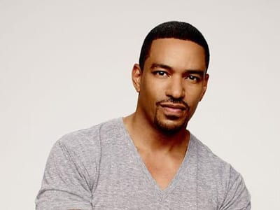 Laz Alonso, Philander Smith College