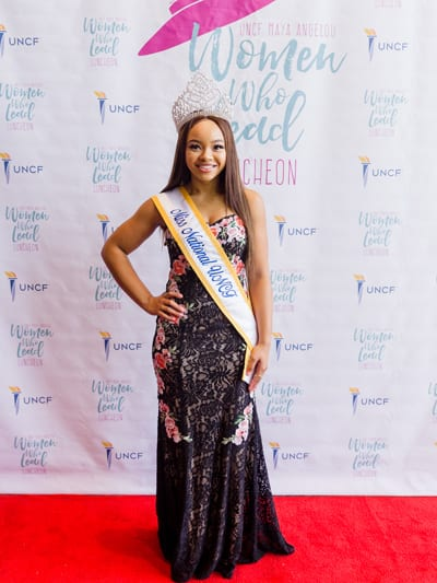 Tylar Phillips, Miss UNCF Wiley College