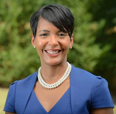 Keisha Lance Bottoms, Spelman College