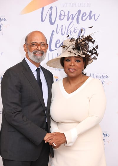 Dr. Lomax and Winfrey