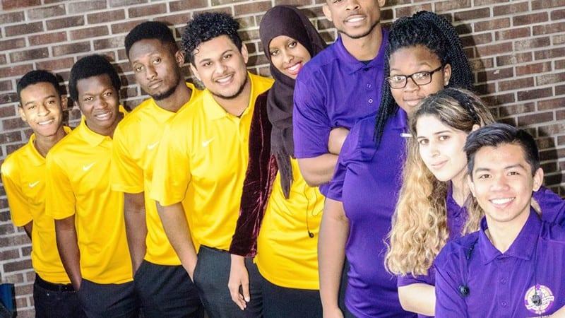 Benedict College's 2017 HCASC Team