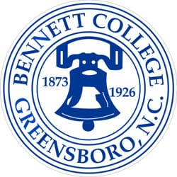 Image result for bennett college logo