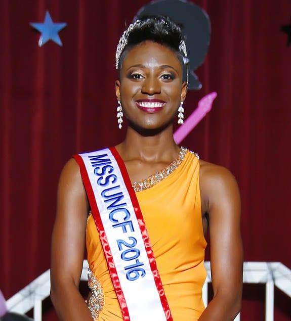 Miss UNCF Lane College, Ndezha Robinson