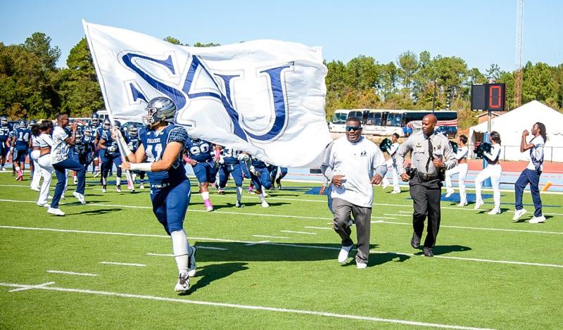Saint Augustine S University Uncf