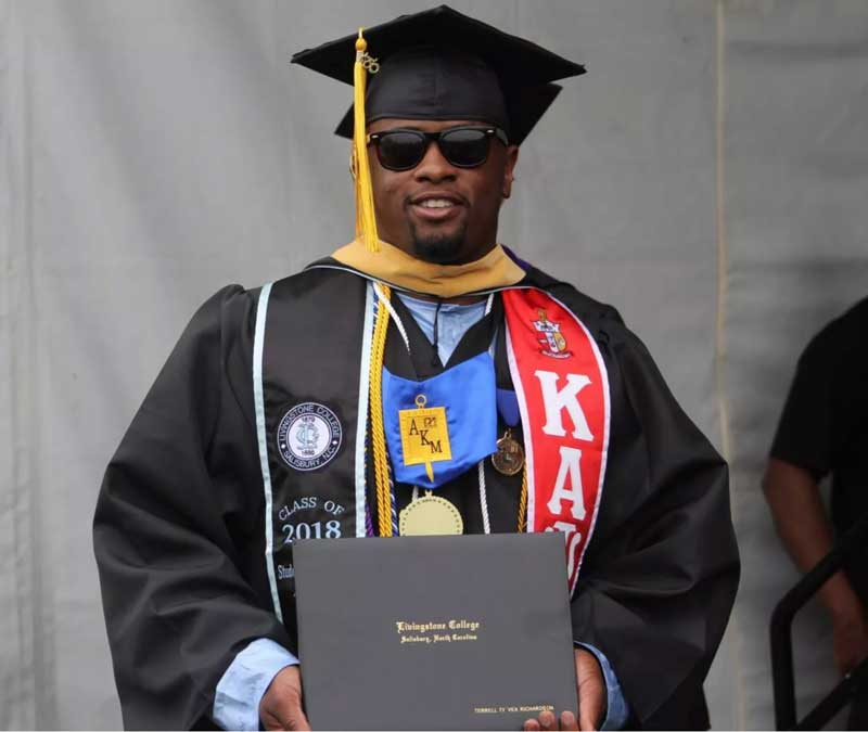 89th SGA president and 2018 graduate