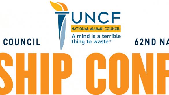 UNCF Leadership Conference banner