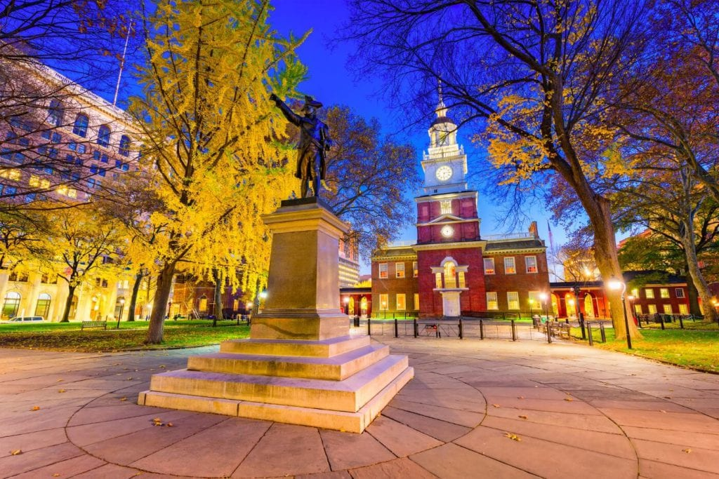 Pennsylvania square