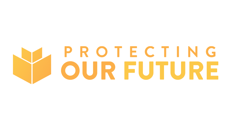 Protecting Our Future logo