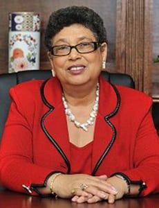 Dr. Dorothy Cowser Yancy